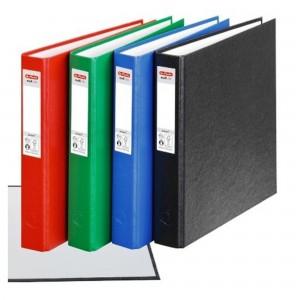 Caiet mecanic A5 4 inele diverse culori Herlitz 5305008