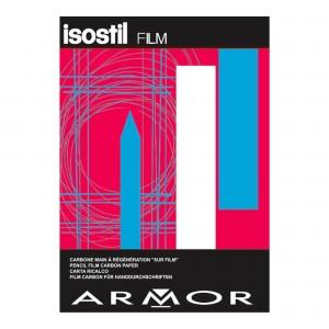 Indigo Isostil pentru scriere manuala, albastru 100 file/ top AR-10333