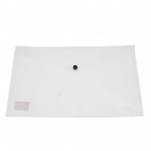 Mapa A4 plastic plic cu capsa transparenta Daco MP120T