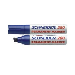Marker permanent Schneider 280 4-12mm albastru 2929-3