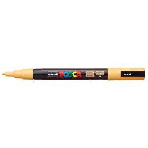 Marker Uni PC-3M Posca 0.9-1.3 mm portocaliu deschis M861