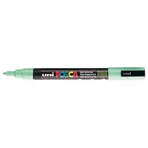 Marker Uni PC-3M Posca 0.9-1.3 mm verde deschis M295