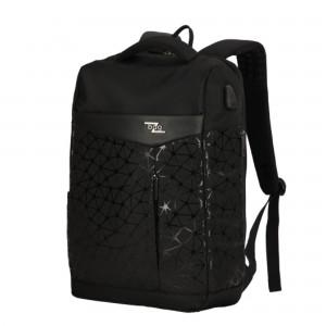 Rucsac BaGz Design 46x33x17 negru H9484510