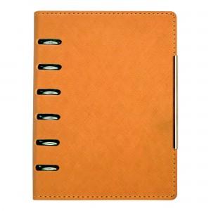 Organizer Precision Alicante A6 6 inele Orange 10130916