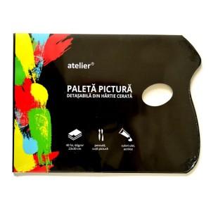 Paleta pictura hartie 40foi 60g/m 23X30cm 13474