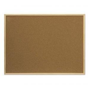 Panou pluta, 90x120 cm, rama lemn PP90120