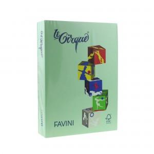 Hartie colorata 80 g/mp A4 verde pal Favini 102 A716504