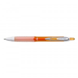 Pix gel cu mecanism 0.7mm Uni-Ball Signo Fashion UMN-207F orange P467