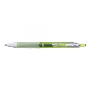 Pix gel cu mecanism 0.7mm Uni-Ball Signo Fashion UMN-207F verde P466