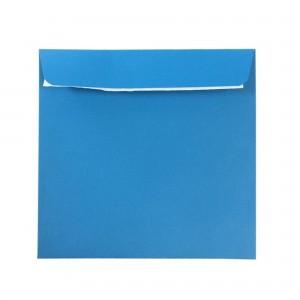 Plic 14 x 14cm siliconic albastru Daco PC1414A