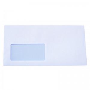 Plic DL 80g alb fereastra autoadeziv stanga E819