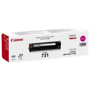 Cartus toner Canon magenta CRG-731M 1,5K ORIGINAL LBP 7100CN