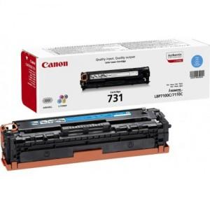 Cartus toner cyan Canon CRG-731C 1,5K ORIGINAL LBP 7100CN