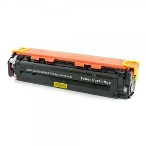Cartus toner Redbox compatibil cu CB542A/CE322A/CF212A 1400 pagini yellow HP-240554