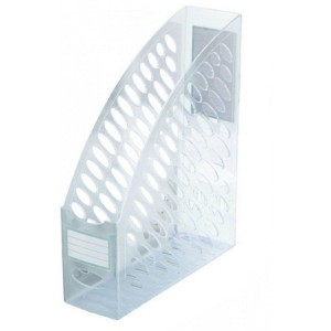 Suport vertical plastic transparent Ark 2050T