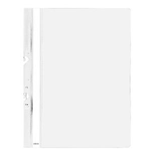 Dosar din PVC Biurfol cu multiperforatii alb BF-SH01-06
