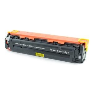 Cartus toner Redbox compatibil cu CB541A/CE321A/CF211A 2200 pagini cyan HP-240552