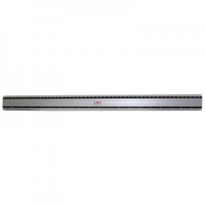 Rigla 50cm metalica M+R E2162