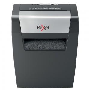 Distrugator documente REXEL MOMENTUM X406 capacitate 6 coli taiere cross-cut RX-2104569EU