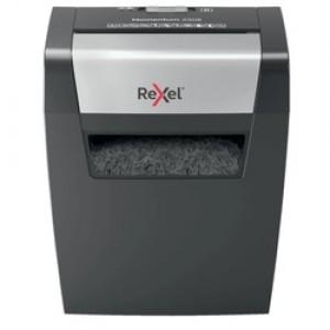 Distrugator documente REXEL MOMENTUM X308 capacitate 8 coli taiere cross-cut RX-2104570EU