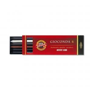 Set mine asortate Gioconda pentru arta 5,6mm nr.5 K4869-5