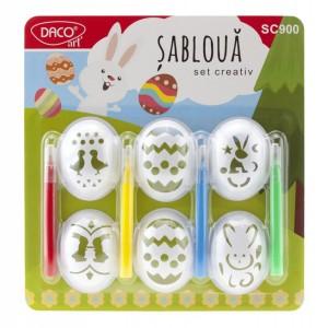 Set creativ - Sabloua Daco SC900
