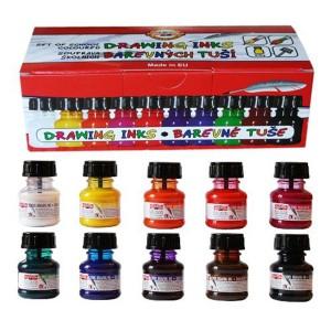 Set tus desen Koh-I-Noor 10 culori/set K1417 S10
