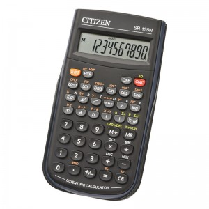 Calculator Citizen stiintific 8+2 digiti SR135N