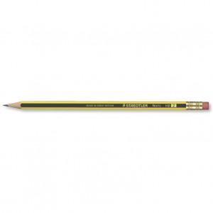 Creion Staedtler Noris 122 cu radiera HB ST-122-HB