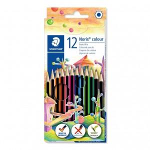 Creioane colorate Staedtler Noris wopex 12/set ST-185-C12