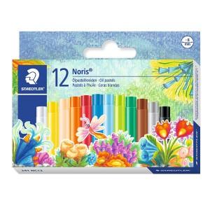 Creioane colorate Staedtler pe baza de ulei Noris Club ST-241-NC12