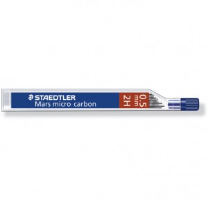 Rezerva (mina) creion mecanic Staedtler ST-250-05-2H