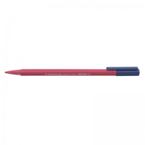 Carioca Staedtler triplus color  triunghilar, roz ST-323-23