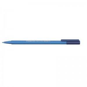 Carioca Staedtler triplus color triunghilar, albastru ST-323-3