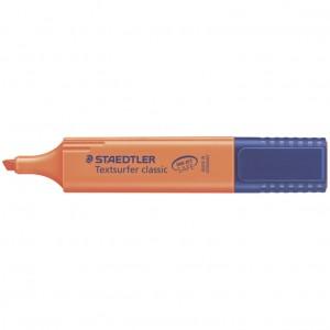 Textmarker evidentiator Staedtler Portocaliu ST-364-4