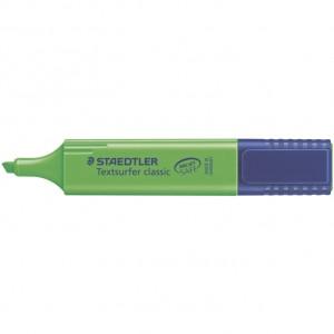 Textmarker evidentiator Staedtler Verde ST-364-5
