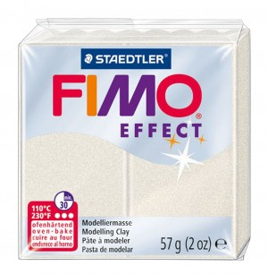 Lut polimeric Fimo Effect pentru modelaj Mother Of Pearl STH-8020-8