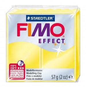 Lut polimeric Fimo Effect pentru modelaj Yellow STH-8020-104