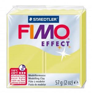 Lut polimeric Fimo Effect pentru modelaj Citrine STH-8020-106