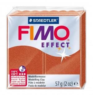 Lut polimeric Fimo Effect pentru modelaj 8020-Copper