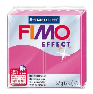 Lut polimeric Fimo Effect pentru modelaj Ruby Quartz STH-8020-286