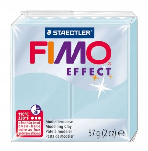 Lut polimeric Fimo Effect pentru modelaj Ice Crystal STH-8020-306