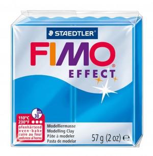 Lut polimeric Fimo Effect pentru modelaj Blue STH-8020-374