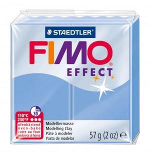 Lut polimeric Fimo Effect pentru modelaj Blue Agate STH-8020-386