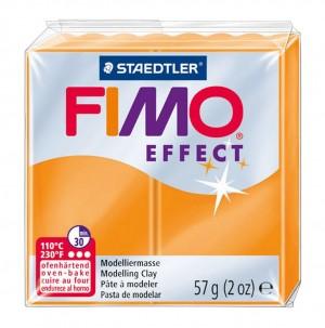 Lut polimeric Fimo Effect pentru modelaj Orange STH-8020-404