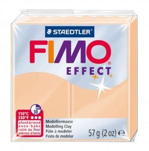 Lut polimeric Fimo Effect pentru modelaj Peach STH-8020-405