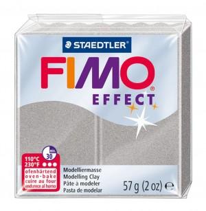 Lut polimeric Fimo Effect pentru modelaj Light Silver STH-8020-817