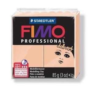 Lut polimeric Fimo Professional Doll Art pentru modelaj Cameo Opaque 85g STH-8027-435