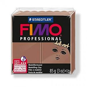 Lut polimeric Fimo Professional Doll Art pentru modelaj Hazelnut Opaque 85g STH-8027-78