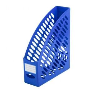 Suport vertical plastic albastru Ark 2050A